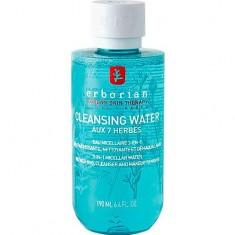 Очищающая мицеллярная вода 7 трав ERBORIAN