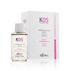 Kaaral, Лосьон Targeted Action Drops K-05 против выпадения волос направленного действия, 50 мл