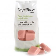 Depilflax воск горячий в дисках розовый 1кг
