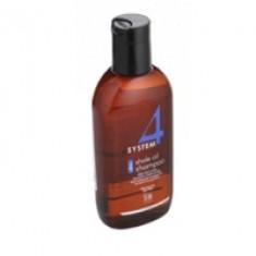Sim Sensitive System 4 Therapeutic Climbazole Shampoo 4 - Терапевтический шампунь № 4 для раздраженной кожи головы, 100 мл Sim Sensitive (Финляндия)