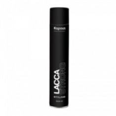 Kapous Professional - Лак аэрозольный для волос сильной фиксации, 500 мл Kapous Professional (Россия)