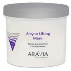 Aravia Professional Amyno-Lifting - Маска альгинатная с аргирелином, 550 мл Aravia Professional (Россия)