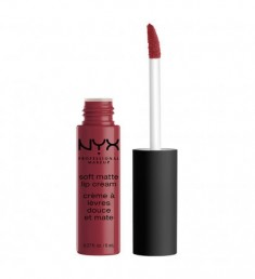 NYX PROFESSIONAL MAKEUP Матовая помада Soft Matte Lip Cream - Budapest 25