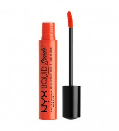 NYX PROFESSIONAL MAKEUP Жидкая помада Liquid Suede Cream Lipstick - Orange County 05