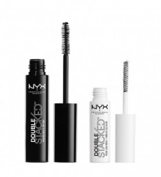 NYX PROFESSIONAL MAKEUP Тушь для ресниц Double Stacked Mascara 01