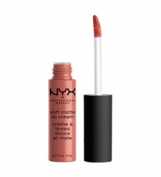 NYX PROFESSIONAL MAKEUP Матовая помада Soft Matte Lip Cream - Cannes 19