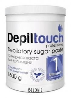 Паста для шугаринга для тела Depiltouch