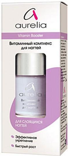 AURELIA Комплекс витаминный для ногтей / BASIC LINE 13 мл