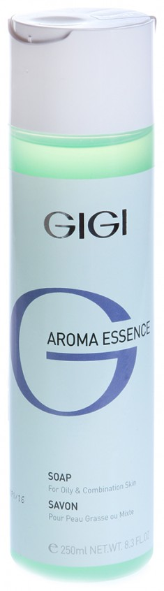 GIGI Мыло для жирной кожи / Soap For Oily Skin AROMA ESSENCE 250 мл