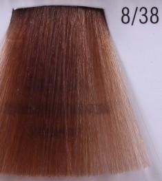 WELLA PROFESSIONALS 8/38 краска для волос, золотая умбра / Koleston Perfect ME+ 60 мл