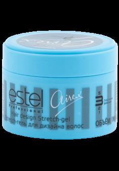 ESTEL PROFESSIONAL Гель пластичной фиксации для дизайна волос / Stretch 65 мл