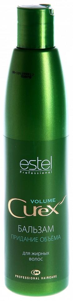 ESTEL PROFESSIONAL Бальзам для придания объема для жирных волос / Curex Volume 250 мл