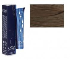 ESTEL PROFESSIONAL 8/71 краска для волос, светло-русый коричнево-пепельный / DE LUXE 60 мл