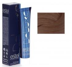 ESTEL PROFESSIONAL 8/7 краска для волос, светло-русый коричневый / DELUXE 60 мл