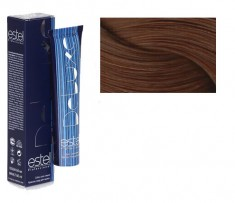 ESTEL PROFESSIONAL 7/41 краска для волос, русый медно-пепельный / DELUXE 60 мл