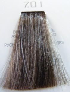 HAIR COMPANY 7.01 краска для волос / HAIR LIGHT CREMA COLORANTE 100 мл