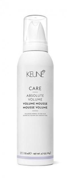 KEUNE Мусс для волос Абсолютный объем / CARE Absolute Volume Mousse 200 мл