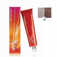 MATRIX 8V краска для волос, светлый блондин перламутровый / КОЛОР СИНК 90 мл