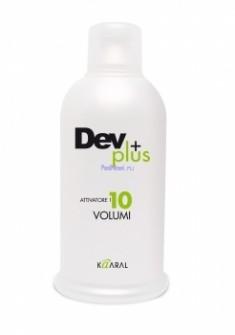KAARAL Эмульсия осветляющая 3% / 10 volume DEV PLUS 1000 мл
