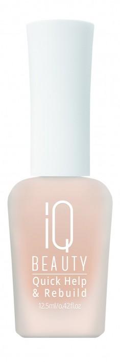 IQ BEAUTY Скорая помощь для восстановления ногтей / Quick Help & Rebuild 12,5 мл