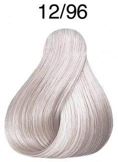 LONDA PROFESSIONAL 12/96 краска для волос, специальный блонд сандрэ фиолетовый / LC NEW 60 мл