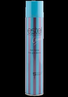ESTEL PROFESSIONAL Лак экстрасильной фиксации для волос 400 мл