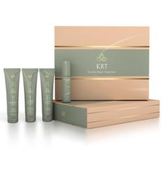 OLLIN PROFESSIONAL Набор (шампунь, бальзам, сыворотка, блеск) / Keratine Royal Treatment 4*100 мл