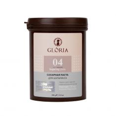 GLORIA Паста плотная для шугаринга 0,33 кг