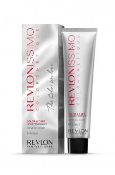 REVLON Professional 55.60 краска для волос, светло-коричневый насыщенно красный / RP REVLONISSIMO COLORSMETIQUE 60 мл