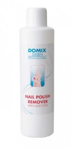 DOMIX Средство с ацетоном для снятия всех видов лака / Nail Polish Remover with Acetone DGP 1 л