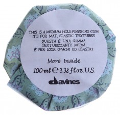 DAVINES SPA Гель-эластик для матовых подвижных текстур / MORE INSIDE 75 мл