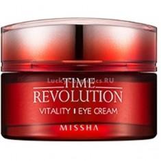 Missha Time Revolution Vitality Eyecream