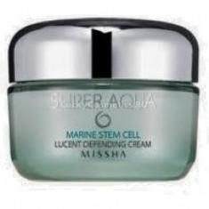 Missha Super Aqua Marine Stem Cell Recovery Cream