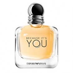 Emporio Armani Because It's You Парфюмерная вода, спрей 50 мл GIORGIO ARMANI
