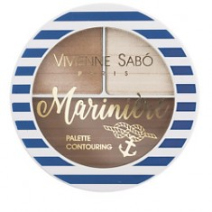 VIVIENNE SABO Палетка для скульптурирования лица Mariniere № 02