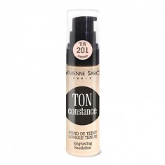 Vivienne Sabo Устойчивый тональный крем/ Long Lasting Foundation/ Fond de teint longue tenue Ton Constance тон 201