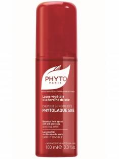 Фитосольба/Phyto Фитолак Суа Лак для волос с волокнами шелка 100 мл