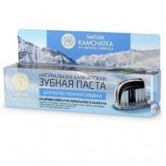 Натура Сиберика Kamchatka зубная паста Камчатская для белоснежной улыбки 100мл NATURA SIBERICA