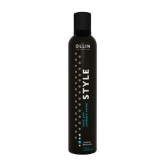 Оллин/Ollin Professional STYLE Мусс для укладки волос средней фиксации 250мл