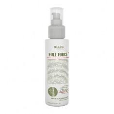 Оллин/Ollin Professional FULL FORCE Крем-кондиционер против ломкости с экстрактом бамбука 100мл