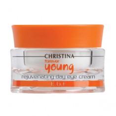 Омолаживающий дневной крем SPF-15 для кожи вокруг глаз, 30 мл (Christina)