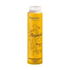 Увлажняющий шампунь для волос с маслом, 300 мл (Kapous Professional)