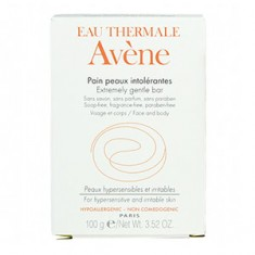 Мыло для сверхчувствительной кожи, 100 г (Avene)
