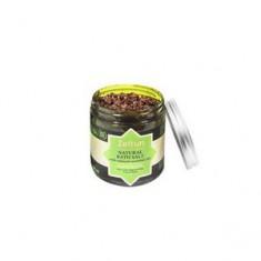 Шоколадная морская соль с маслом плодов какао и ванилью для принятия ванн, 250 мл (Зейтун)