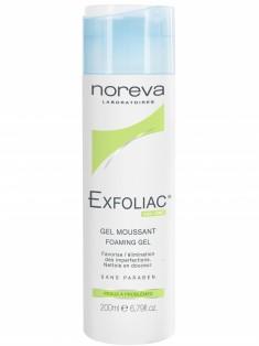 Норева (Noreva) Эксфолиак Интенсивный очищающий гель 200 мл
