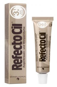 REFECTOCIL Краска для бровей и ресниц, № 3.1 светло-коричневый 15 мл