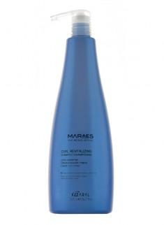 KAARAL Шампунь восстанавливающий для вьющихся волос / MARAES Curl Revitalizing Shampoo 1000 мл