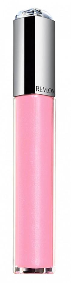 REVLON Помада-блеск для губ 525 / Ultra Hd Lip Lacquer Pink diamond