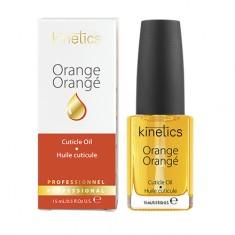 Kinetics, Масло для ногтей и кутикулы Orange, 15 мл