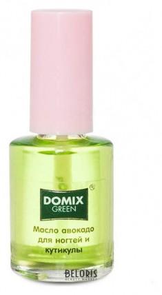 Масло для ногтей Domix Green Professional